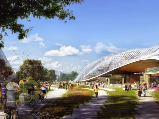 Google Unveils Plans for Futuristic New Headquarters
