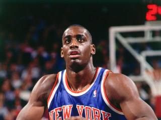 Ex-Knick Anthony Mason Dies at 48 After Heart Attack