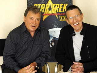 William Shatner Upset He Can't Attend Leonard Nimoy's Memorial Services