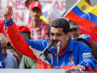 Venezuelan President Claims Americans Detained for 'Espionage'