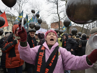 Boris Nemtsov Murder: Moscow March Honors Slain Putin Critic