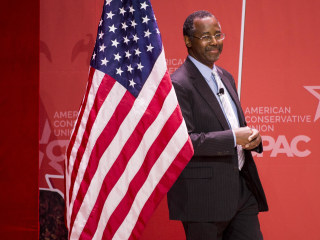 Dr. Ben Carson: 'Use Every Means Possible' to Fight Terror