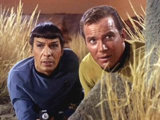 William Shatner Turns to Twitter to Defend Missing Leonard Nimoy's Funeral