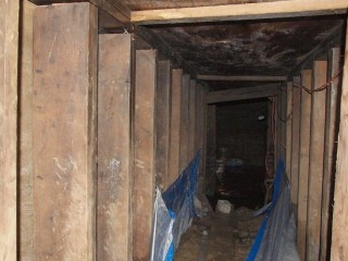 Toronto Mystery Tunnel Built by Two Men for 'Personal' Reasons: Police