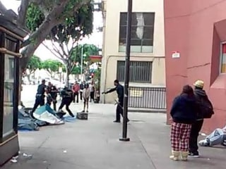 LAPD Skid Row Shooting Brings Focus to Body Camera Technology