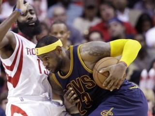 LeBron, Harden Play Like MVPs in OT Thriller