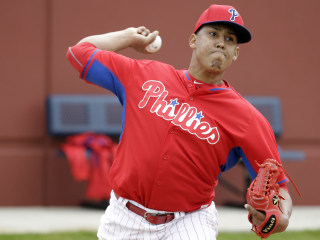 Phillies Open Spring Training With Loss to College Team