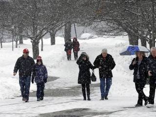 More Winter Storms on the Way for Large Swaths of U.S.