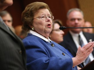Barbara Mikulski, Longest Serving Woman in Congress, to Retire