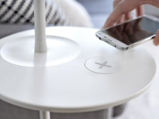 Toss the Cords! IKEA Furniture Will Charge Devices