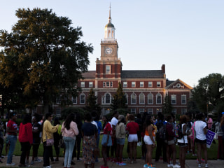 Students Find Howard University's Tuition Freeze 'Reassuring'