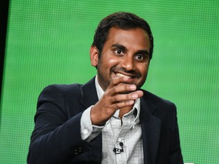 Aziz Ansari Talks Dating, Texting, and 'Modern Romance'
