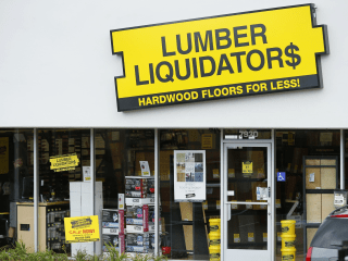 Lumber Liquidators 'Stands by Every Plank.' Should You?