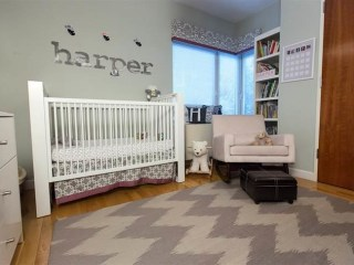 How to Get the Look of Jenna Wolfe's Daughter Harper's Nursery