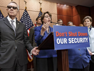 Senate Dems Block GOP Calls to Negotiate Homeland Security Funding