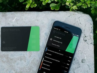 Stratos Smart Card Combines Credit, ATM, Loyalty All in One