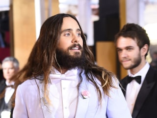 Jared Leto Cuts Long Locks for 'Suicide Squad'
