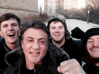 Sylvester Stallone Breaks Up Brawl on Set of 'Rocky' Spinoff