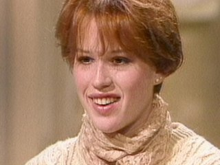 Flashback: Watch Young Molly Ringwald Talk 'Breakfast Club'