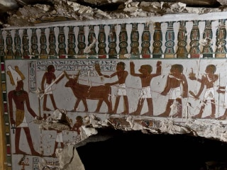 Egypt Unearths 3000-Year-Old Tomb in Southern City