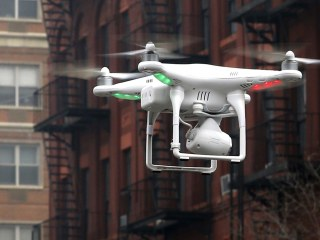 NBC News Sponsors New York City Drone Film Festival