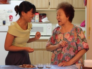 Family Fare Paired With Personal Tales in 'Cooking with Granny'