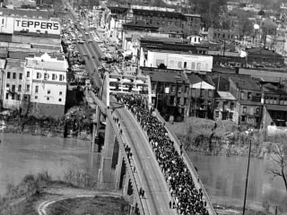 Civil Rights Bridge in Selma Is Named After Reputed KKK Leader