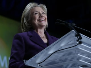 Hillary Clinton Teases Presidential Run, Avoids Email Scandal at Emily's List Gala