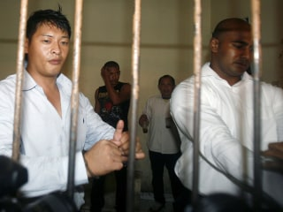 'Bali Nine': Australian Convicts Transferred to Indonesian Island for Execution