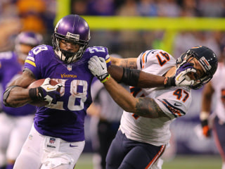 Vikings Set to Make Pitch to Adrian Peterson