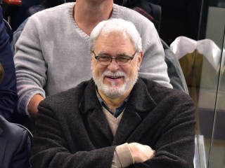 Phil Jackson Fined for Calling Freshman 'Great Looking'