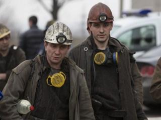 Donetsk Coal Mine Blast Kills at Least 30