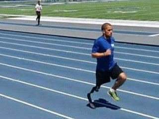 Prosthetic Leg Stolen From Paralympic Hopeful