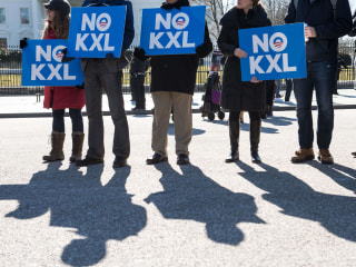 Senate Fails to Override Obama's Keystone XL Veto