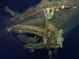 Paul Allen Says He's Discovered Wreck of Japan's WWII Battleship Musashi