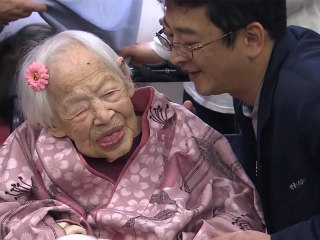 World's Oldest Living Person Feted on Eve of 117th Birthday