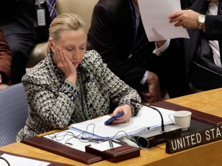 House Benghazi Committee Subpoenas Clinton's Personal Emails