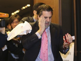 North Korea Calls Attack on U.S. Ambassador Lippert 'Punishment'