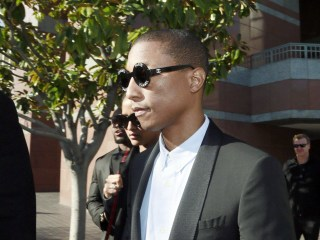 Pharrell Williams Denies 'Blurred Lines' Copies Marvin Gaye Music