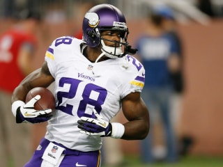 Adrian Peterson Suggests Concerns Linger After Meeting