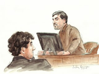 Boston Bombing Trial: Survivor Recalls Brush With Alleged Attacker