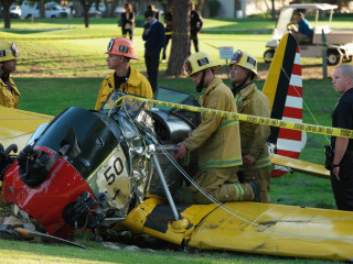 Harrison Ford 'Saved Several Lives' by Avoiding Suburbs in Plane Crash