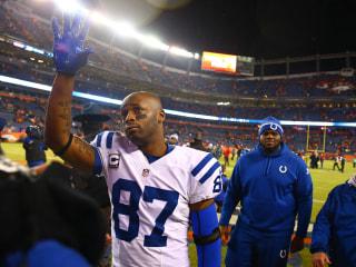Colts Won't Re-sign Veteran Wide Receiver Reggie Wayne