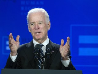Biden Responds to Ben Carson Comments: 'Oh, God'