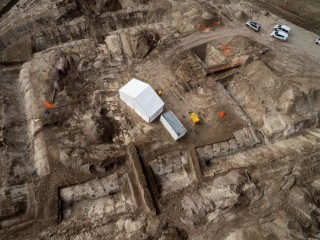 Tomb and Chariot of Ancient Celtic Prince Unearthed in France