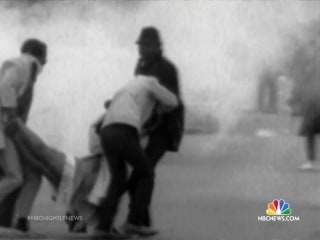 Selma's Painful Past: Memories of 'Bloody Sunday'