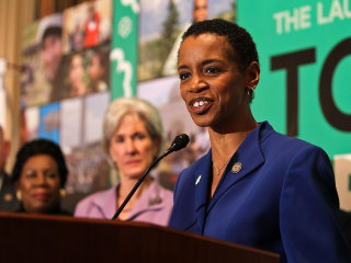 Rep. Donna Edwards Jumps In Maryland Senate Race