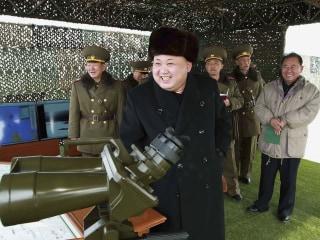 North Korea Fires Seven Missiles Into East Sea, South Korea Says