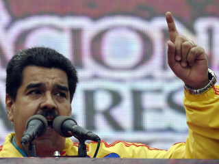 Venezuelan President Nicolas Maduro Granted Power to Rule by Decree
