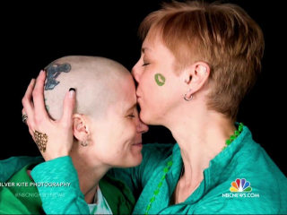 Hundreds Go Bald for Cancer Patients on St. Baldrick's Day